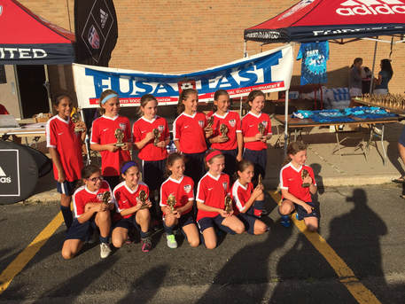 Fairfield Fast Soccer Tournament 2014 Team Registration